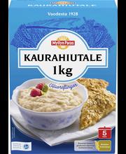 Kaurahiutale 1kg