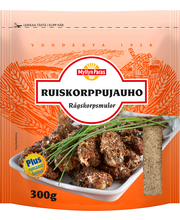 MP Ruiskorppujauho 300g