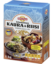 Myllyn Paras Irtonainen Kaura+Riisi 1 kg viljaseos