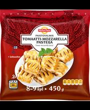 Myllyn Paras Tomaattimozzarella pasteija 450 g pakasteleivonnainen