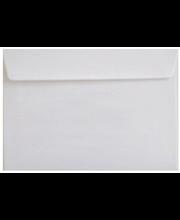 Helmiäiskirjekuori C6 10 kpl/paketti, taivaansininen
