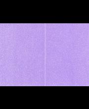 2-osainen helmiäiskorttipohja lila 10kpl/pkt