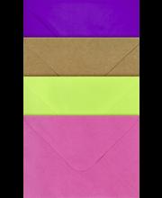 C6 Kirjekuorilajitelma Trendi 20kpl/pkt