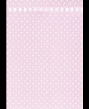 Kartonkilajitelma Pastelli vaaleanpunainen A4, 5ark/pkt