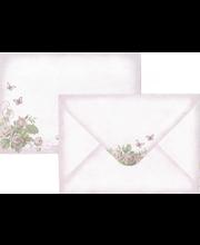 C6/10 kirjekuori ruusut