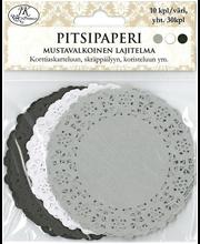 Pitsipaperi mustavalkolaj