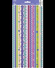Tarranauha Glitter Pastellilajitelma