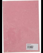 Mulperipaperi vaaleanpunainen 25g A4 10ark/pkt