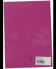 Mulperipaperi pinkki 25g A4, 10ark/pkt