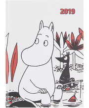 Kalenteri 2019 muumi a5