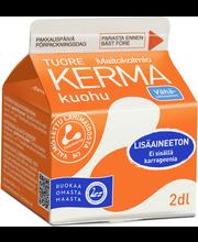 Maitokolmio 2dl kuohukerma vähälaktoosinen