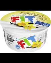 Maitokolmio FIT 150g vanilja laktoositon rahka
