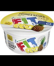 Maitokolmio FIT 150g ananas laktoositon rahka