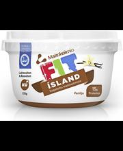 Maitokolmio FIT ISLAND 170g vanilja