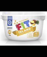 Maitokolmio FIT ISLAND 170g ananas