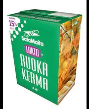 Satamaito 2dl ruokakerma UHT vähälaktoosinen
