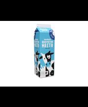 Satamaito 1l korkeapastöroitu rasvaton maito