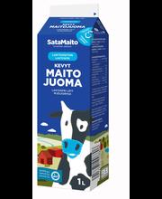 Satamaito 1l laktoositon kevytmaitojuoma