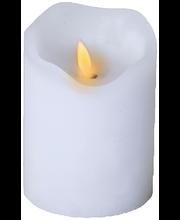Decora led kynttilä valkoinen, 11cm