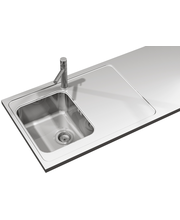 Pesupöytä c 1000 mm