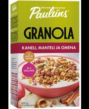 Paulúns 450g kaneli, manteli ja omena granola muromysli