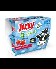 Jacky Jugupala 4x120g mansikkajogurtti