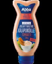 Abba 280g tomaatti-jogurttikastike kalapuikoille