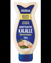 Abba 280g laktoositon remoulade jogurttikastike kalalle