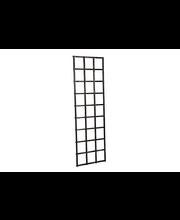 Köynnösritilä 54x180 cm grafiitinharmaa