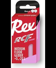 Rex rcf medium fluor luisto musta
