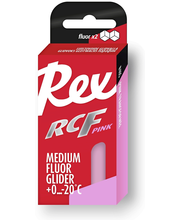 Rex rcf medium fluor luisto violtt