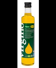 Virgino 0,5l kylmäpuristettu luomurypsiöljy