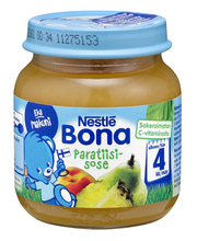 Nestlé Bona 125g Paratiisisose hedelmäsose 4kk