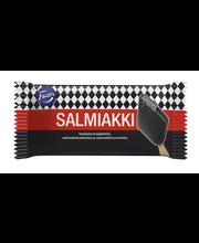 Fazer Salmiakki 72g/1,1dl kermajäätelöpuikko