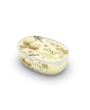 AINO 496g/0,9L Vanilja ja valkosuklaan kuiskaus kermajäätelö kotipakkaus
