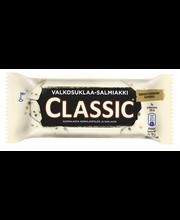 Classic 70g/1,0dl Valkosuklaa-Salmiakki jäätelöpuikko
