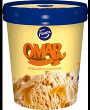 Fazer Omar 285g/480ml kermajäätelö