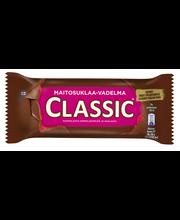 Classic 73g/1,0dl Maitosuklaa-Vadelma jäätelöpuikko
