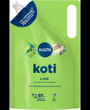 Kiilto 1L Kodinpuhdistaja Lime Yleispuhdistaja Spray Täyttöpakkaus