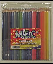 MEC värikynät 24 kpl