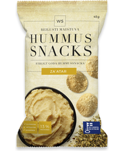 WS Hummus Snacks Zaáta...