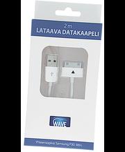 WAVE Datakaapeli 2m. Samsung Tablet