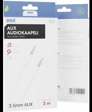 WAVE  audiokaapeli 3,5 mm