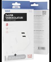 Wave verkkolaturisovitin MFI Lightning 3.1A