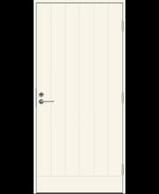 Jeld-Wen eco Function ulko-ovi Barents 10x21 vasen valkoinen