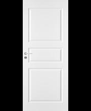 Kevytpeiliovi Style 1/3P 10x21 symm maalattu valkoinen