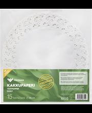 Eskimo Kakkupaperi pyöreä 28cm 15kpl