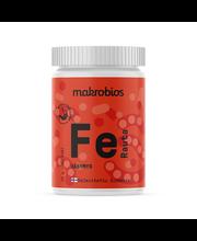 Makrobios rauta 18 mg 60 tablettia