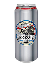 Laitilan Mississippi Yalobusha 0,5L 4,6% olut