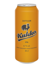 Kukko 0,5L IPA 4,7% olut